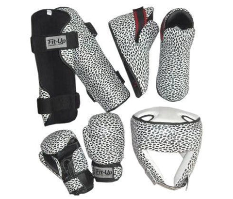 LEOPARD Boxing / Kick Boxing Set