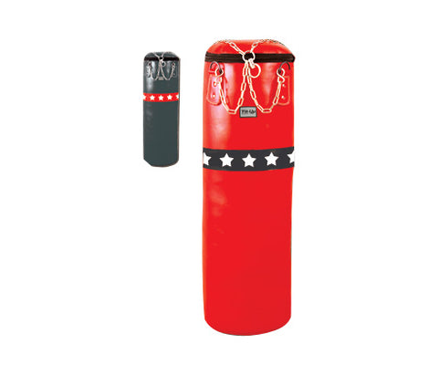 252 - Leather Punching Bag