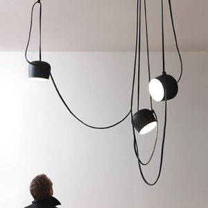 Creative Cafe Bar Restaurant Show Case Aim Pendant Light Nodic Modern Lamp