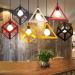 Modern Pendant Ceiling Lamps Loft Decoration Nordic Pendant Light Hanglamp Hanging Kitchen Light Fixture Lustre Luminaire