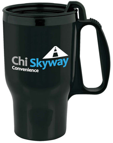 Budget Travel Mug (18 oz.)