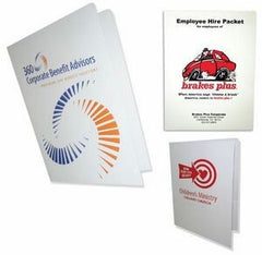 Presentation Folders (1 Color)