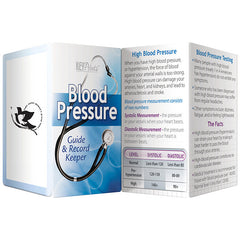 Blood Pressure Guide & Record Keeper