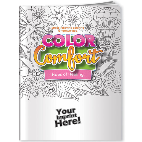 Color Comfort - Hues of Healing (Breast Cancer Awareness) - 150 Quantity