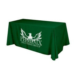6' Table Cover with 3 side coverage