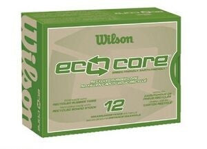 Golf Balls - Wilson Eco Core