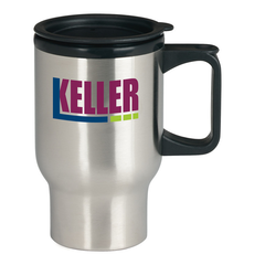 Stainless Steel Trip Mug (17 oz.)