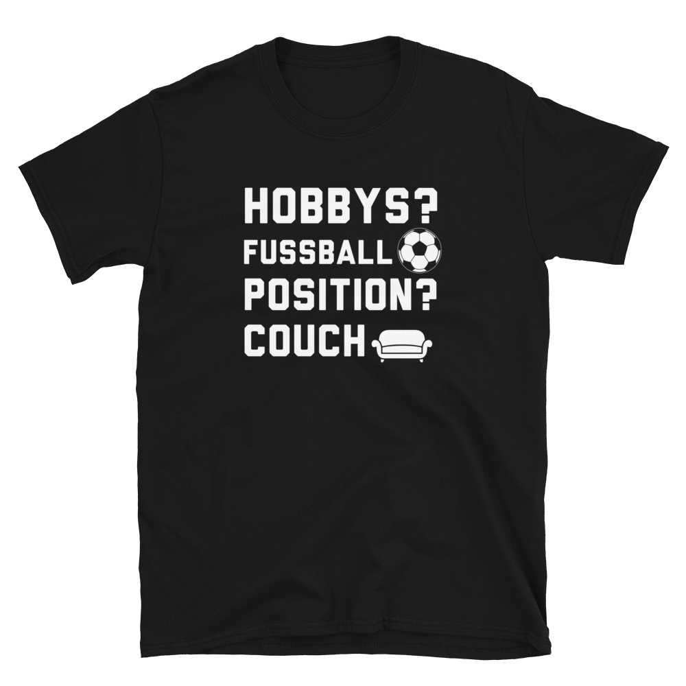 Hobbys Fußball Position Couch