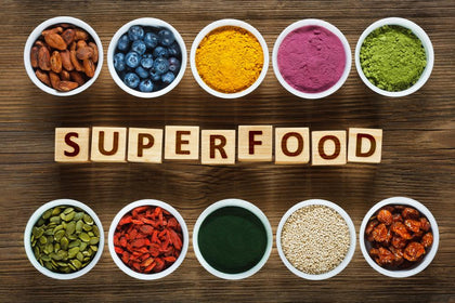 Superfoods, Cleansing & More