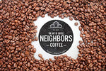 Neighbors Coffee Snickerdoodle Whole Bean Award-Winning Specialty Flavored Blend