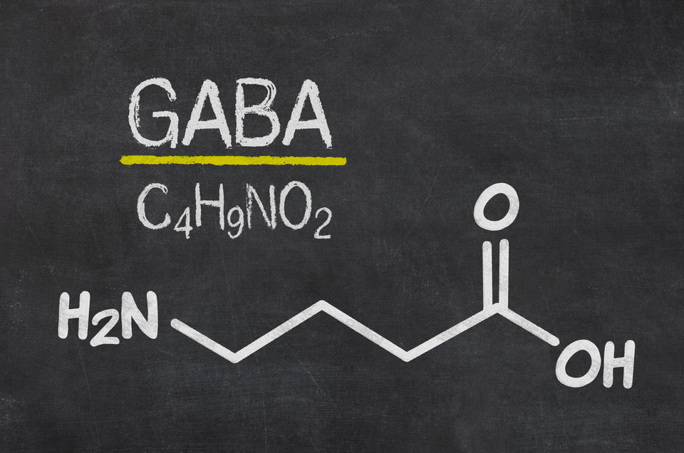 GABA >99% PURITY. 100% UNADULTERATED. BEST VALUE! MOOD-LIFTING & STRESS-REDUCING