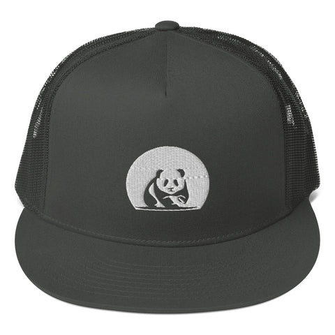 Fresh Panda Mesh Back Snapback - Chakra Corner best US Kratom and bulk pricing nootropics and supplement stacks