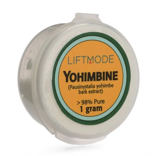YOHIMBINE HCL                                                                    Varies on: Size