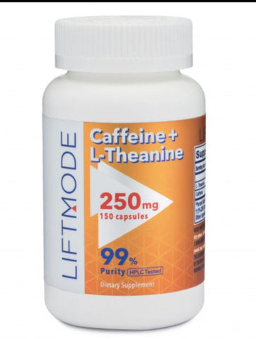 CAFFEINE + L-THEANINE CAPSULES - Chakra Corner best US Kratom and bulk pricing nootropics and supplement stacks