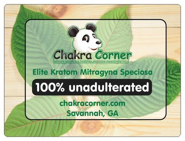 NEW! POWER PANDA #2 - DOUBLE GREEN INDO ELITE KRATOM