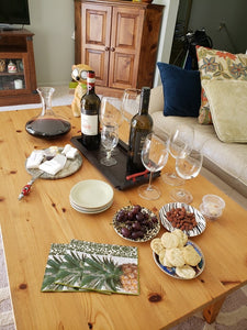 Virtual Wine and Cheese tasting celebrating Father's Day