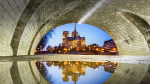 Virtual Wine and Cheese tasting featuring Springtime in Paris