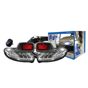 Madjax LED Light Kit - Fits EZGO T48