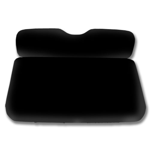Madjax Black E-Z-GO TXT / RXV Front Seat Cover Only (Fits 1994.5-Up)