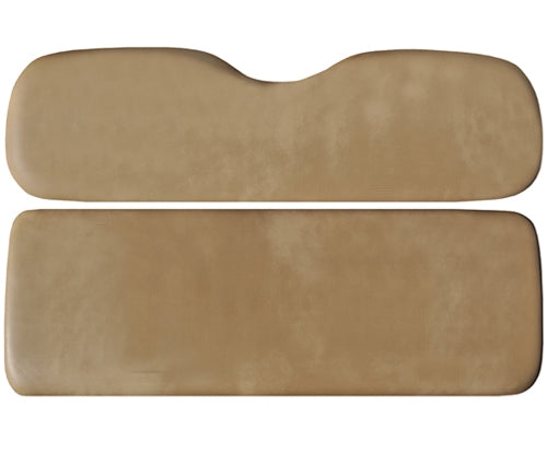 Madjax Tan Genesis 150/250/300 Rear Seat Cushions