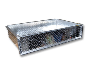 Madjax Aluminum Cargo Box (Brackets Sold Separately)