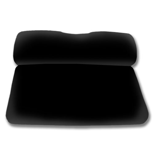 Madjax Black Club Car DS Front Seat Cover Only (Fits 1982-Up)