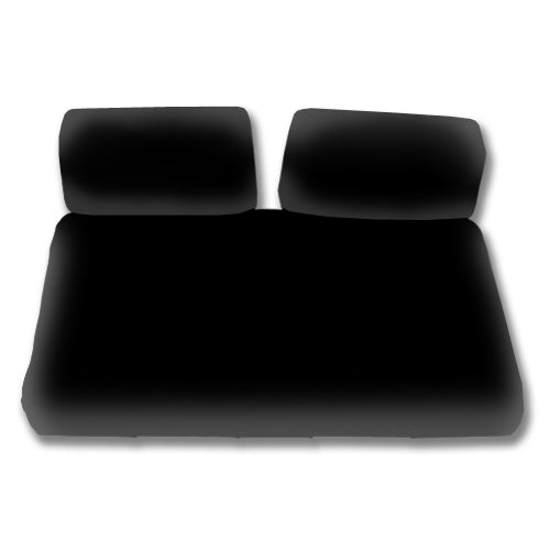 Madjax Black Yamaha Front Seat Cover Only (Models G16-G22)