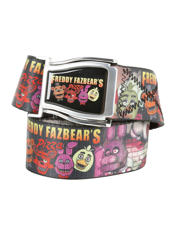 Five Nights At Freddy's Fazbear Pizza Crosscheck Flightbelt