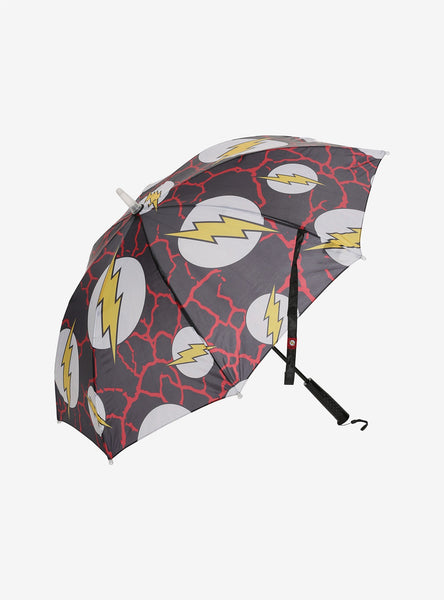 Flash Umbrella DC Comics Umbrella Flash Accessory LED Umbrella Flash Gift