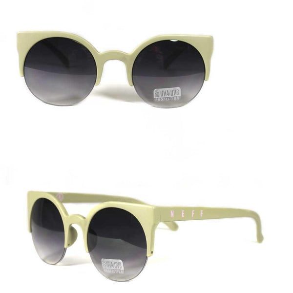 Neff Bella Cream 14803 Sunglasses Shades Glasses Womens