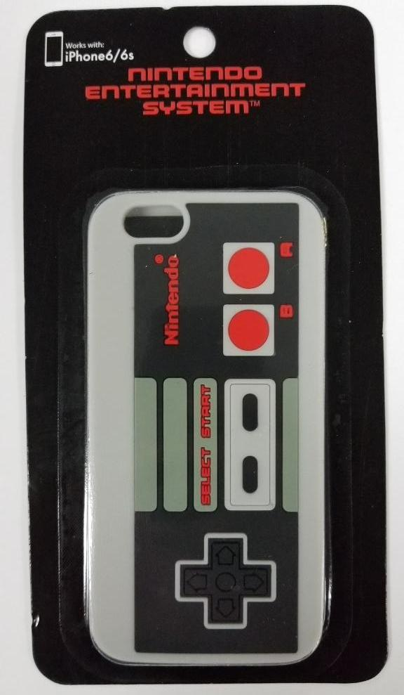 sale retailer 14e35 6cd6b Licensed Nintendo Iphone 6/6S Controller Iphone Case