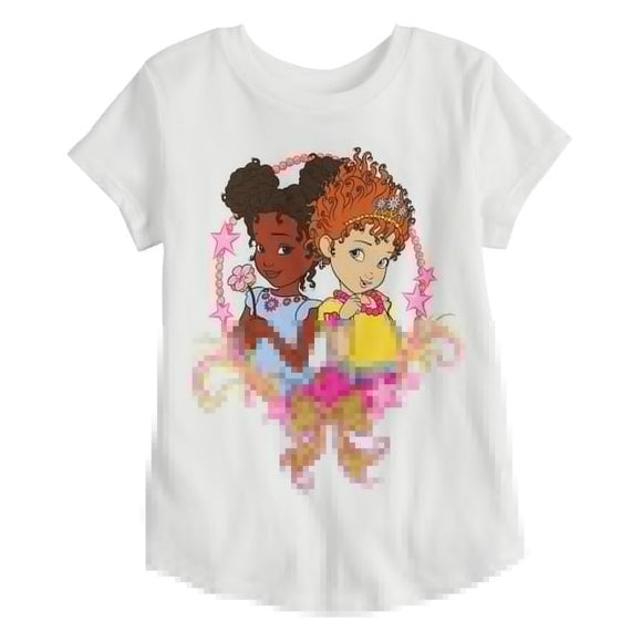 Girls 4-12 Disney's Fancy Nancy & Bree Jumping Beans® Tee T-Shirt