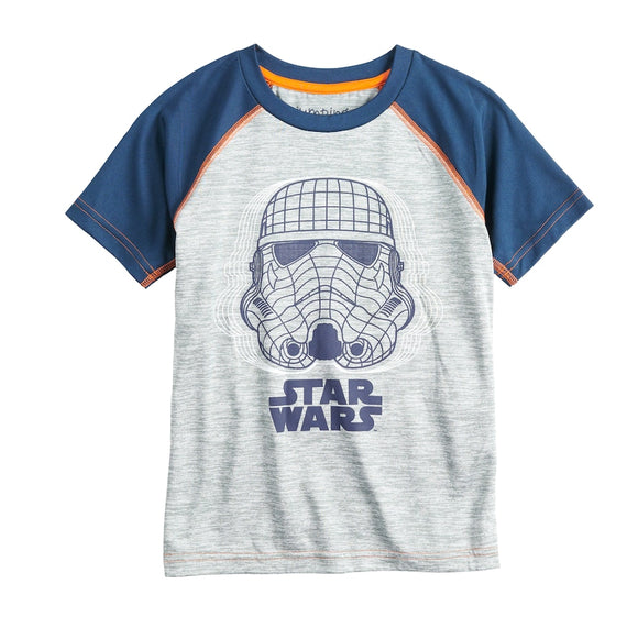 Boys 4-12 Jumping Beans® Star Wars Stormtrooper Tee T-Shirt