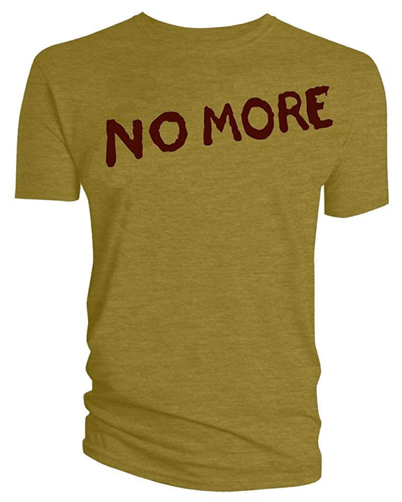 Mens Doctor Who: T-Shirt: No More Old Gold Tee T shirt