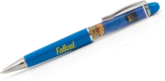 Fallout Nuclear Ink Pen Game Official Collectible Race The Floating Bomb And Challenge