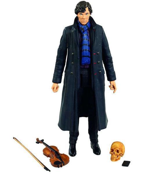 Sherlock 5-Inch Scale Action Figure