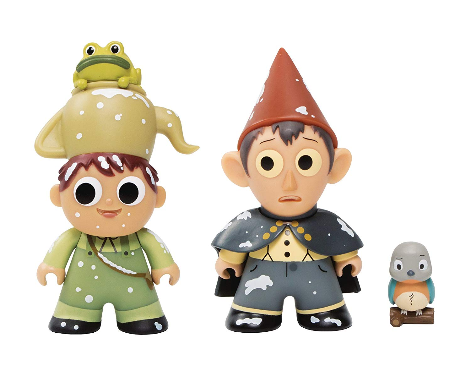 3 Over The Garden Wall Cartoon Network Titans Twin Pack Wirt And Greg Toy