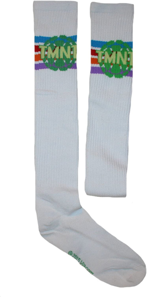 Teenage Mutant Ninja Turtles Junior Womens' TMNT Knee High Socks 1 Pair