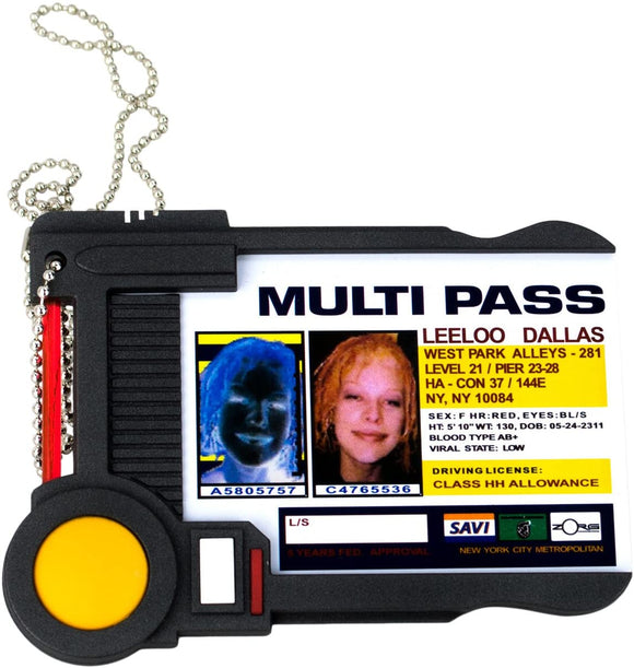The Fifth Element Multipass Replica