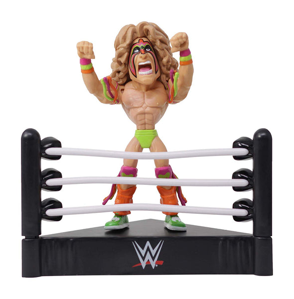 WWE Ultimate Warrior Figure Exclusive Slam Stars Series 3 Collectible Figure 3D Standee