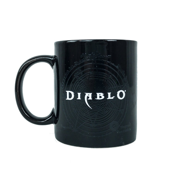Diablo III Heat Activated Mug 12 oz