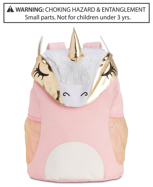 Girls Youth Global Design Concepts Unicorn Backpack