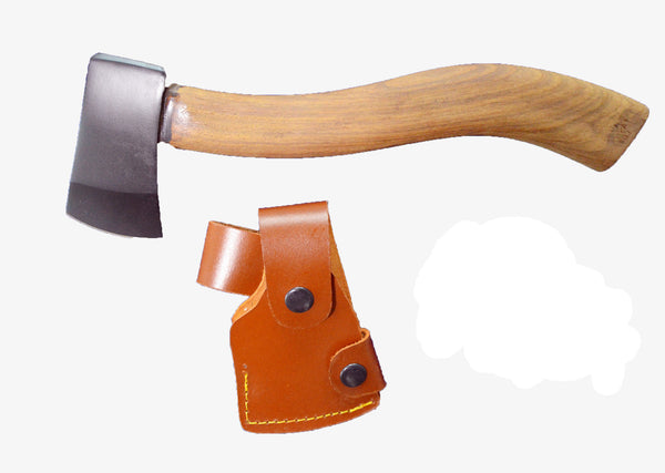 AXE 11 Ax with wood handle