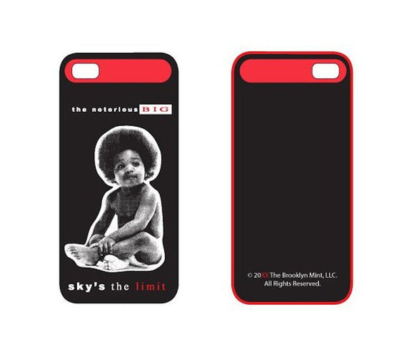 I Phone Iphone 5 Licensed Notorious BIG Hard Case Rap Hip Hop