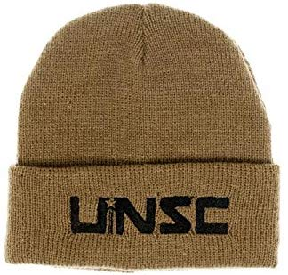 Mens Green Olive Halo UNSC Beanie Winter Hat