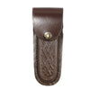 "CASE 86 5"" Brown Leather Case/Sheath"