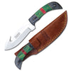 "DC 803 7.5"" Wood Handle Skinner Knife"