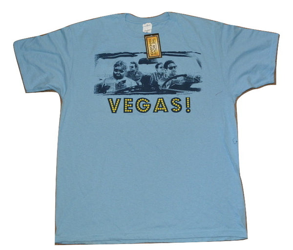 Mens The Hangover Vegas Graphic Tee T-Shirt