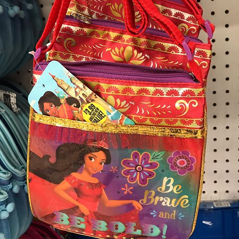 Disney Elena of Avalor Be Brave Shoulder Bag Tote