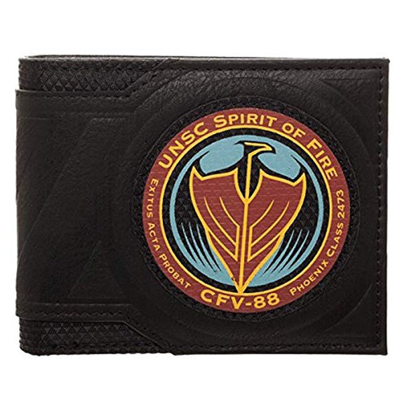 Mens Halo Wars 2 Spirit of Fire Bi-Fold Wallet